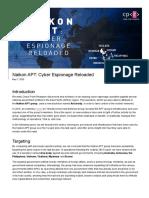 Check Point Research - Naikon APT. Cyber Espionage Reloaded.pdf
