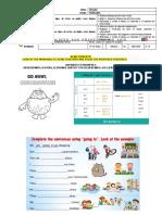 FICHA DE TRABAJO 2020-5to PRIM