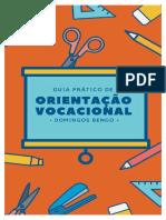 Guia Prático de Orientação Vocacional
