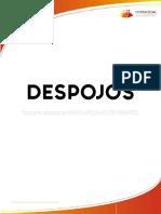 MATERIAL ESTUDIO DESPOJOS