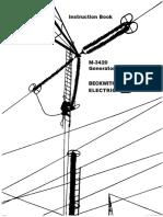 Manual M-3420-IB