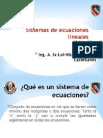 EMS Sistemas de Ecuaciones Lineales 04