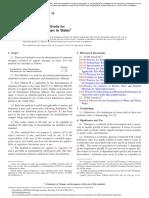ASTM D1426 NITROGENO AMONIACAL EN AGUA