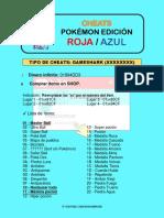 [CHEATS] Pokémon E. Roja-Azul.pdf
