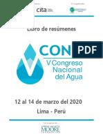 Libro de Resúmenes_V CONA_2020