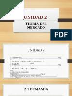 UNIDAD 2 TEORIA DEL MERCADO  .pptx