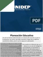 2. Planeacion Educativa