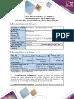 Guía de actividades y rúbrica de evaluación - Paso 4 - Exponer el caso y reflexiones finales Foro (1).pdf