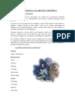 Lectura 10_La ciencia y el método científico