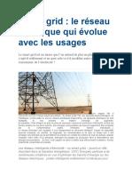 Smart grid FRANCES