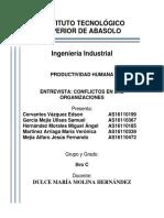 ENTREVISTA CONFLICTO EN LAS ORGANIZACIONES.pdf