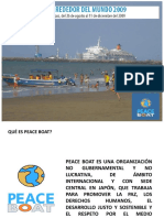 Presentación peaceboat