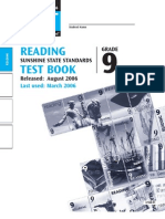 FCAT 3 TEST
