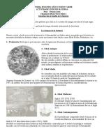 Actividades 3 materia HISTORIA SEGUNDO AÑO D TURNO TARDE