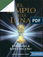 El templo de la luna - Fernando J Lopez del Oso