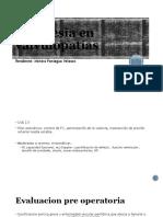 Anestesia en valvulopatías.pptx