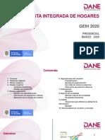 Generalidades del diseño muestral