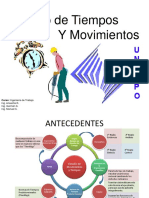 OKevoluc. de Clase Estudio de Movimientos y Tiempos