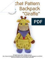 Backpack_Giraffe