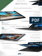 Ficha tecnica - Touchsmart 360 Plus II 2019