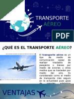 TRANSPORTE AEREO LOGISTICA