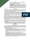 Reglas Para Licitaciones Internacionales Bajo La Cobertura deTratados de Libre Comercio