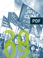 Friends of the Earth Europe Annual Review 2009