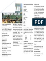 Goon Squad   Skirmish rules 1.1
