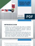 TRATADO DE LIBRE COMERCIO ENTRE PANAMA Y PERU