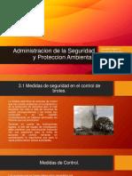 Administracion de la Seguridad y Proteccion Ambiental