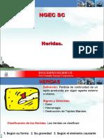 HERIDAS,.ppt