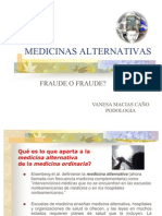 Medicina alternativa, ¿ciencia o fraude?