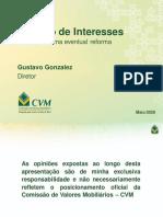 Conflito de Interesses - Diretor CVM