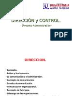 FUNCION DE DIRECCION.ppt