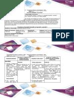 Guía de actividades y Rubrica de evaluación Tarea final