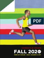 Chronicle Books Fall 2020 Frontlist Catalog