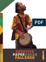 Creative Paperbacks Fall 2020 Catalog