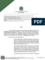 Decisão TRF - Sistema S
