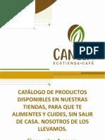 Catálogo Canela-Abril 2020