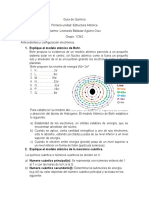 Guía de Química leo