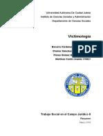Resumen-Victimología