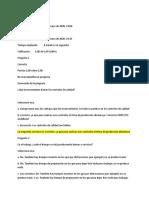 Evaluacion Inicial Administración de Procesos I UNIASTURIAS