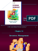 Ch14. Inventory Management