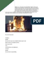 Fire crit D 1