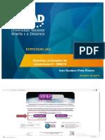 Ejemplo de Xirio simulación de DVB-T2