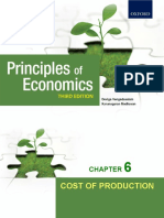 ECO120 - CHP 5 - THEORY AND COST OF PRODUCTION - PART 2