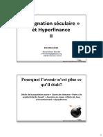 2. Stagnation séculaire II 2019