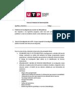 Ficha de Trabajo de Investigación