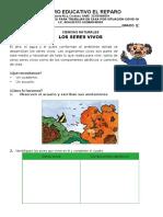 Los-Seres-Vivos-para-QUINTO Grado-de-Primaria.doc
