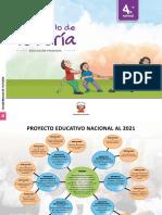 Cuadernillo de Tutoría Cuarto Grado Educación Primaria 2020